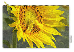 A Sunflower's Prayer Carry-all Pouch