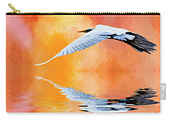 A Sunny Morning Carry-all Pouch by Cyndy Doty