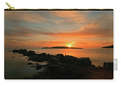 A Sunset In Ibiza Carry-all Pouch