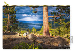 A Swing With A View Carry-all Pouch