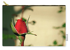A Tale Of Two Roses Carry-all Pouch by Lon Casler Bixby