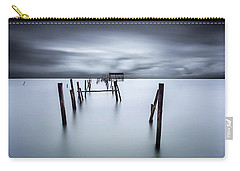 A Test Of Time Carry-all Pouch by Jorge Maia