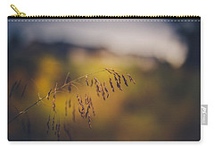 Carry-all Pouch featuring the photograph A Time To Be by Shane Holsclaw