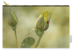 A Touch Of Class Carry-all Pouch by Diane Schuster