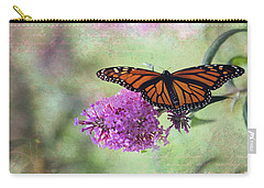 A Touch Of Spring Carry-all Pouch by Laurinda Bowling