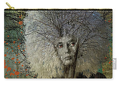 A Tree In Winter Carry-all Pouch