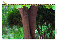Carry-all Pouch featuring the photograph A Tree Lovelier Than A Poem by Madeline Ellis