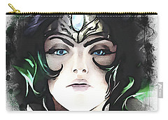 A Tribute To Sivir Carry-all Pouch