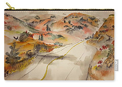 a trip to Lewistown  in Autumn  album Carry-all Pouch