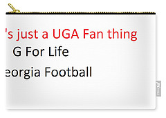A Uga Thing Carry-all Pouch
