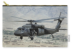 A Uh-60 Blackhawk Helicopter Carry-all Pouch