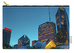 A View From Millenium Park Carry-all Pouch