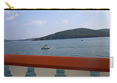 A View From The Belle Of Branson Carry-all Pouch