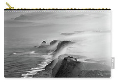 Carry-all Pouch featuring the photograph A View Of Gods by Jorge Maia