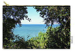A View Of The Atlantic Ocean Carry-all Pouch