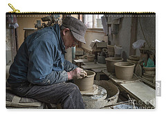 A Village Pottery Studio, Japan Carry-all Pouch