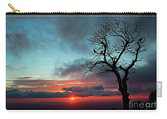 A Virginia Kind Of Sunrise Carry-all Pouch by Darren Fisher