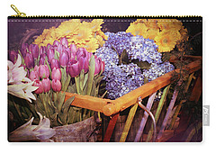 A Wagon Full Of Spring Carry-all Pouch