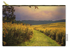A Walk In Solitude Carry-all Pouch