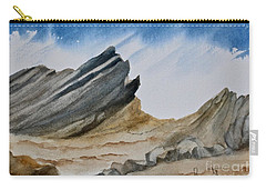 A Walk In The Desert Carry-all Pouch