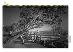A Walk In The Park B And W Carry-all Pouch