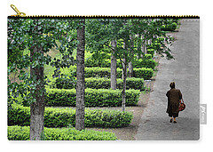 A Walk In The Park In Brittany Carry-all Pouch