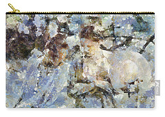 A Walk In The Park Carry-all Pouch by Shirley Stalter