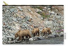 A Walk On The Wild Side Carry-all Pouch