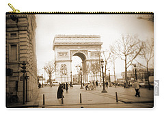 A Walk Through Paris 3 Carry-all Pouch
