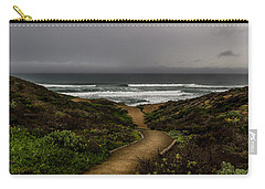 A Walk To The Beach Carry-all Pouch
