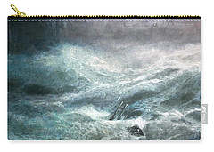 a wave my way by Jarko Carry-all Pouch