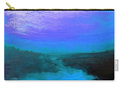 A Wave Of Light By Lisa Kaiser Carry-all Pouch