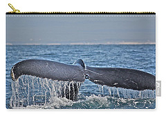A Whale Of A Tale Carry-all Pouch