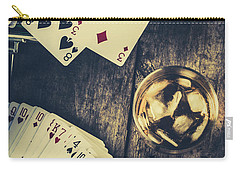 A Whisky Bet Carry-all Pouch
