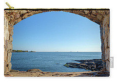 A Window To The Baltic Sea Carry-all Pouch