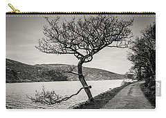 A Winter Tree Carry-all Pouch by Martina Fagan