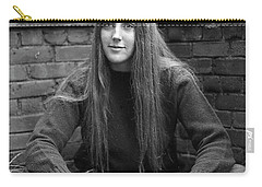A Woman's Hands, 1972 Carry-all Pouch