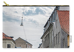 Carry-all Pouch featuring the photograph Aarhus Urban Scene by Antony McAulay