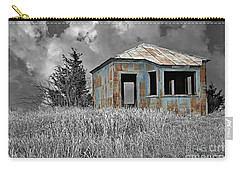Abandon Railroad Shack Carry-all Pouch