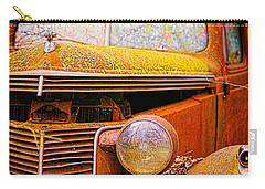 Abandoned Antique Truck 2 Carry-all Pouch