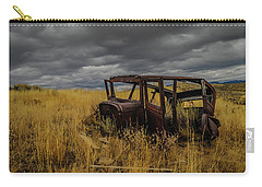 Abandoned Auto Carry-all Pouch