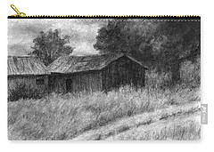 Abandoned Barns Carry-all Pouch
