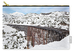 Abandoned Bridge Carry-all Pouch