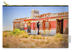 Abandoned Cafe Carry-all Pouch