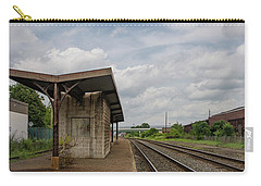 Abandoned Depot Carry-all Pouch