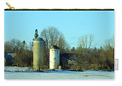 Abandoned Farm Carry-all Pouch by Betty-Anne McDonald