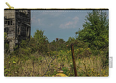 Abandoned Hydrant Carry-all Pouch
