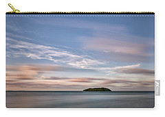 Carry-all Pouch featuring the photograph Abandoned Key by Jon Glaser