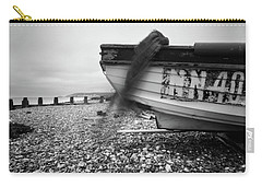 Carry-all Pouch featuring the photograph Abandoned Nn405 Pinhole Photo by Will Gudgeon