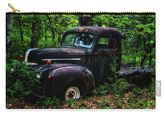 Abandoned - Old Ford Truck Carry-all Pouch